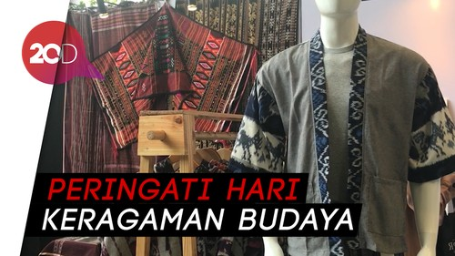 Gaungkan Wastra Nusantara Lewat Pameran 'Ethnic on the Go'