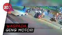 Ngeri! Remaja Tewas Diserang Geng Motor Bersenjata saat SOTR