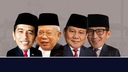 Update Real Count Pilpres 2019, Jokowi Masih Terdepan