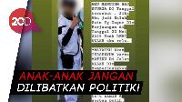 Viral Bocah Siap Jihad 22 Mei, TKN: Pelibatan Anak Langgar UU
