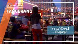 Food Truck Festival, Tangerang