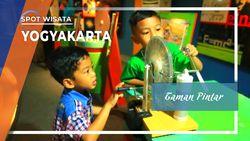 Taman Pintar, Tempat Menambah Ilmu, Yogyakarta