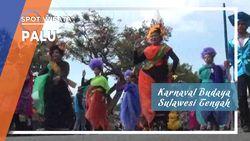 Karnaval Budaya Palu, Sulawesi Tengah