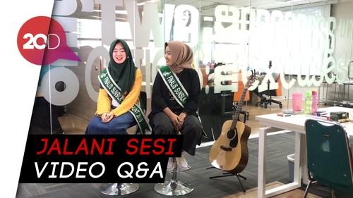 Kegiatan Pertama 10 Finalis Sunsilk Hijab Hunt 2019 di Jakarta
