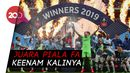 Mantul! Man City Juara Piala FA 2018/2019