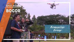Komunitas Drone Indonesia di Bogor