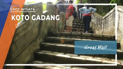 Great Wall Koto Gadang