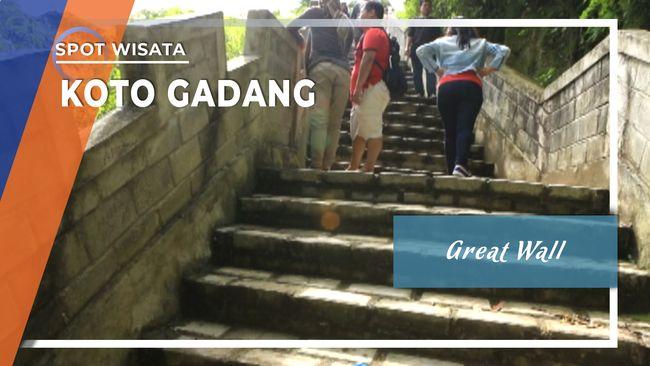 Great Wall Koto Gadang