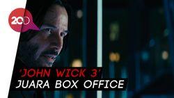Avengers: Endgame Bertekuk Lutut di Hadapan John Wick 3