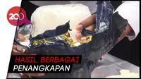 BNNP Sultra Musnahkan 2 Kg Sabu