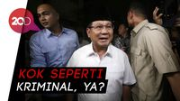 Ditolak Jenguk Eggi-Lieus, Prabowo Pertanyakan Penahanan Keduanya