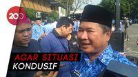 Ingat! Bupati Garut Ancam Pecat PNS yang Ikut Aksi 22 Mei