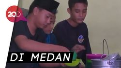 Komunitas Indonesia Bebas Lapar Bagikan Makanan Selama Ramadhan