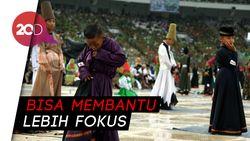 Ngabuburit Sambil Berlatih Tarian Sufi