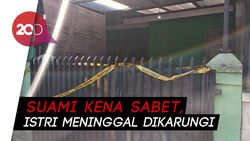 Saksi Bisu Serangan Keji Pasutri di Bandung