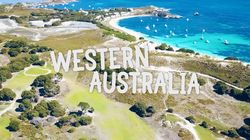 Suatu Hari di Australia Barat dengan Lanskap Memesona