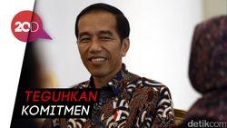 Jokowi Ingatkan Tugas Manusia di Hari Nuzululquran, Apa Saja?