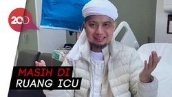 Keluarga Pastikan Kabar Meninggalnya Ustaz Arifin Ilham Hoax