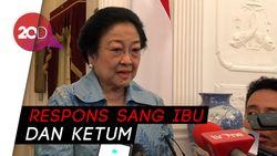 Megawati Senang Puan Jadi Kandidat Ketua DPR, Tapi...