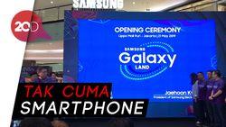 Mengenal Produk Samsung di Gelaran Galaxy Land