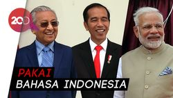 PM Malaysia dan India Ucapkan Selamat untuk Kemenangan Jokowi