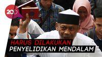 Polisi Tarik SPDP Eggi Sudjana dengan Prabowo Sebagai Terlapor
