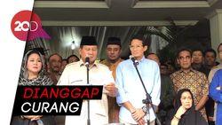 Prabowo Tolak Hasil Resmi Pilpres 2019!