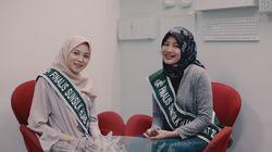 QnA Finalis Sunsilk Hijab Hunt 2019 - Baydura dan Tissa Tavini