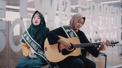 QnA Finalis Sunsilk Hijab Hunt 2019 - Lisa dan Delvi