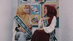 QnA Finalis Sunsilk Hijab Hunt 2019 - Reni dan Nanda
