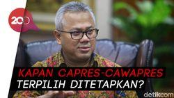Tahapan Setelah Pengumuman Hasil Rekapitulasi Pilpres 2019