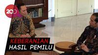AHY Apresiasi Sikap Prabowo Tempuh Jalur Konstitusi