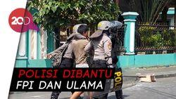 Demo Ricuh Tanah Abang: 99 Orang Diamankan, Tercium Alkohol