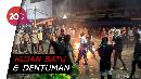 Detik-detik Panas di Jl MH Thamrin