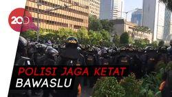 Pagi Hari di Jakarta Tanggal 22 Mei