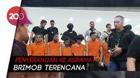 Polisi Sita Mercon, Anak Panah, Molotov, Sampai Uang Tunai