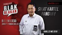 Tonton Blak-blakan Budi Waseso: Sikat Kartel Pangan!