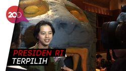 Ucapkan Selamat, Ini Harapan Beby Tsabina dan Bisma untuk Jokowi
