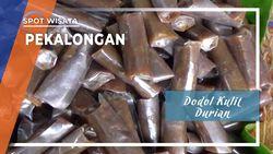 Dodol Kulit Durian Pekalongan