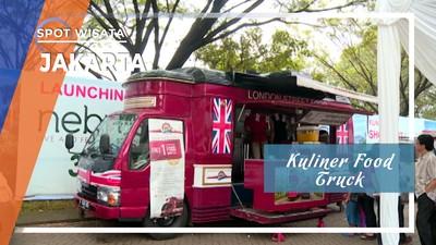 Kuliner Food Truck Jakarta