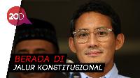 Besok, Prabowo-Sandi Ajukan Gugatan ke MK