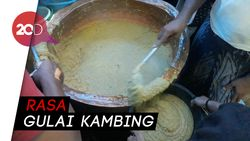 Bubur Mudhor Gratis untuk Berbuka Puasa di Tuban