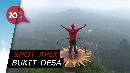 Ngabuburit Asyik di Puncak Kayangan Sigendol Purworejo