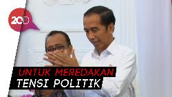 Alasan Jokowi Ingin Segera Bertemu Prabowo