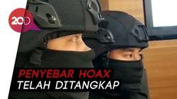 Dituduh Anggota Brimob dari China: Saya Asli Indonesia