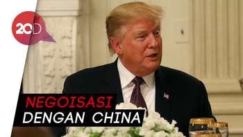 Donald Trump Kasih Kelonggaran untuk Huawei