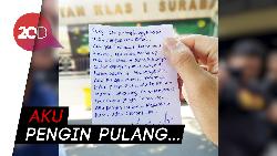Isi Surat Kecil Vanessa Angel untuk Nicky Tirta