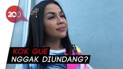Melaney Ricardo Marah Lihat Pertemuan Syahrini-Luna Maya
