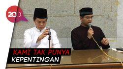 Pengurus Bantah Soal Perusuh Atur Strategi di Masjid Sunda Kelapa