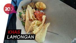 Sederhana tapi Nikmat! Buka Puasa dengan Nasi Boran